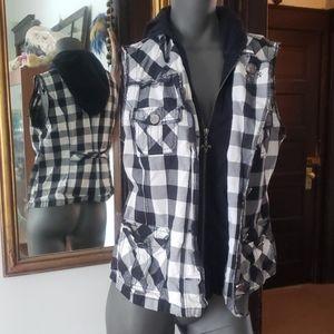 Punk rock vest